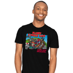 Planet Express Kart Exclusive - Mens - T-Shirts - RIPT Apparel