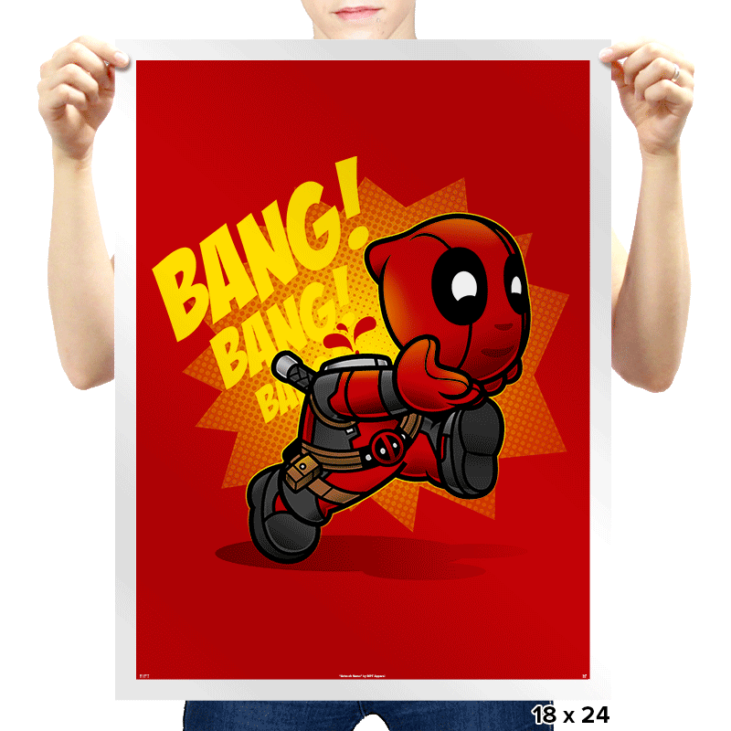 Super Wade Bros. Exclusive - Prints - Posters - RIPT Apparel