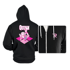 Quinn Fiction - Hoodies - Hoodies - RIPT Apparel