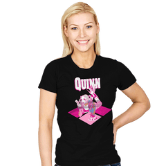 Quinn Fiction - Womens - T-Shirts - RIPT Apparel