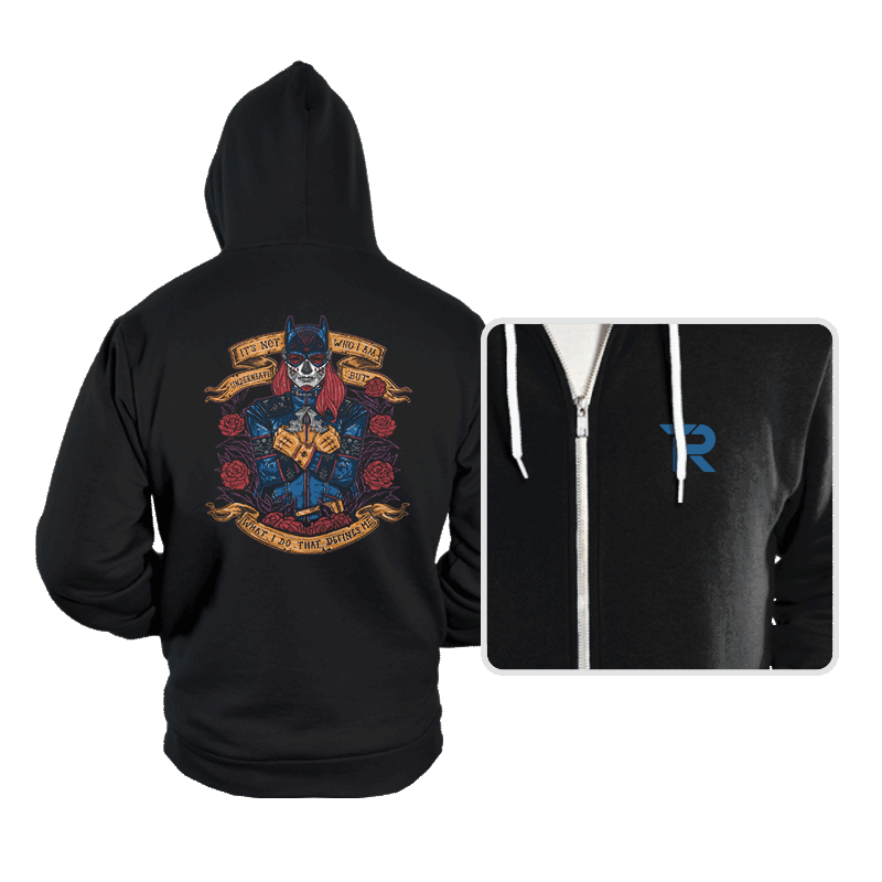 Day of the Dead Heroine - Hoodies - Hoodies - RIPT Apparel