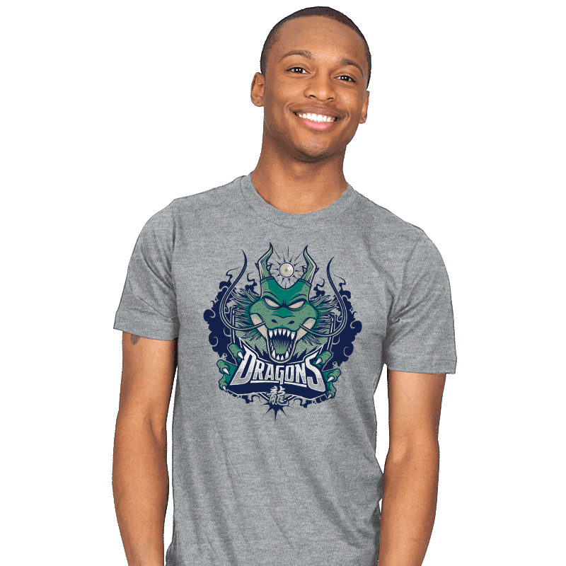 Team Dragons - Mens - T-Shirts - RIPT Apparel
