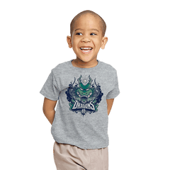 Team Dragons - Youth - T-Shirts - RIPT Apparel