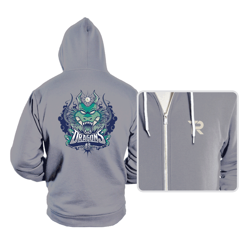 Team Dragons - Hoodies - Hoodies - RIPT Apparel
