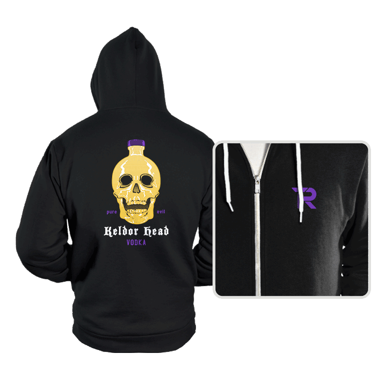 Keldor Head Vodka - Hoodies - Hoodies - RIPT Apparel