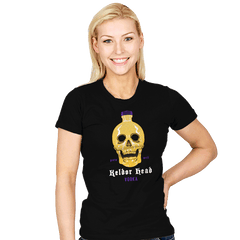 Keldor Head Vodka - Womens - T-Shirts - RIPT Apparel