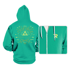 Triforce Hero Club - Hoodies - Hoodies - RIPT Apparel