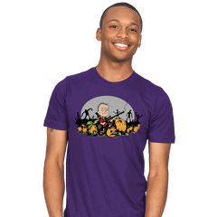 Fear The Great Pumpkin - Mens - T-Shirts - RIPT Apparel