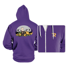 Fear The Great Pumpkin - Hoodies - Hoodies - RIPT Apparel