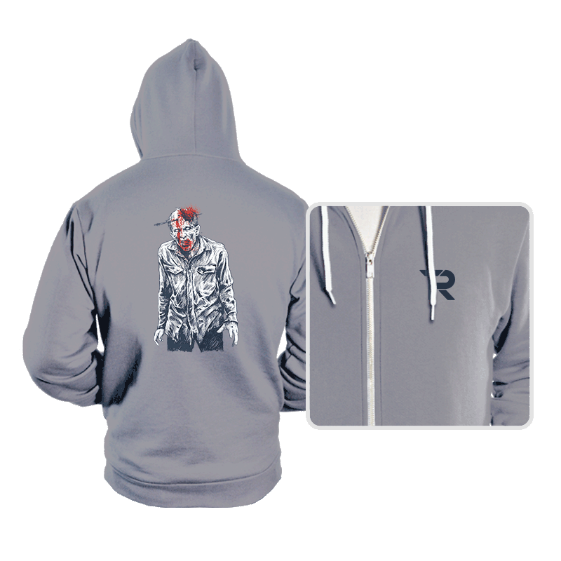 Dead Walker - Hoodies - Hoodies - RIPT Apparel