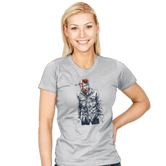 Dead Walker - Womens - T-Shirts - RIPT Apparel