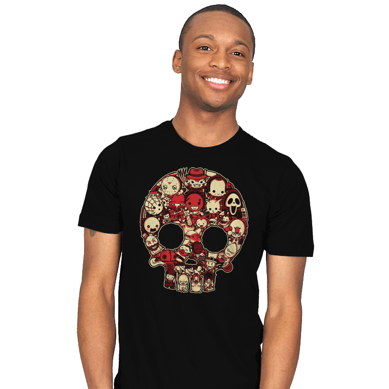 Bloody Lil Horrors - Mens - T-Shirts - RIPT Apparel