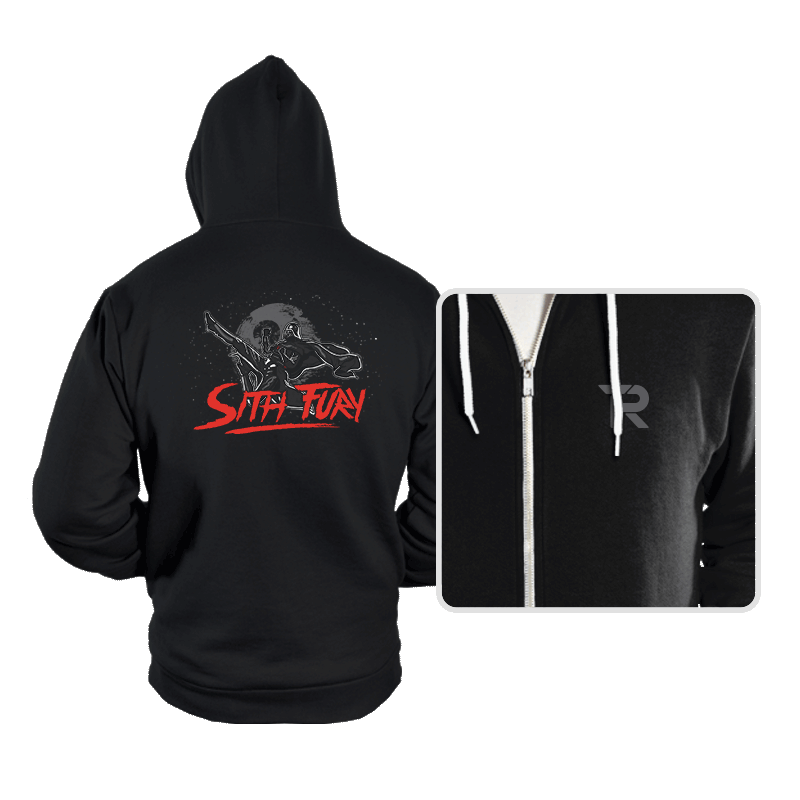 Sith Fury - Hoodies - Hoodies - RIPT Apparel