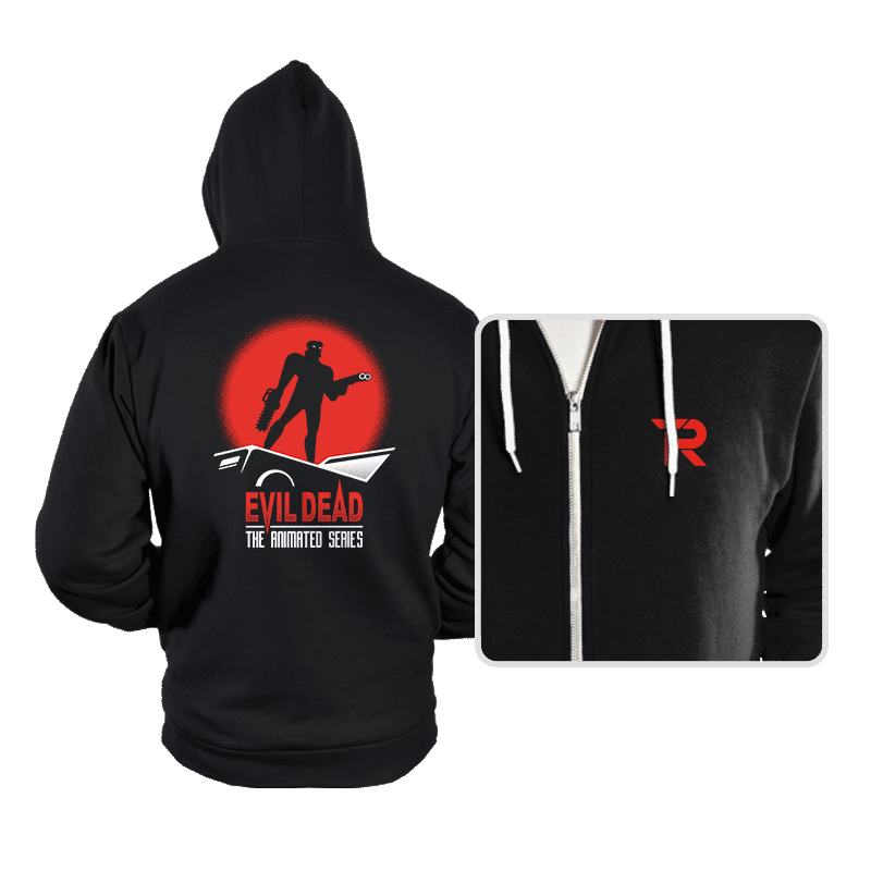 Evil Dead: The Animated Series - Hoodies - Hoodies - RIPT Apparel