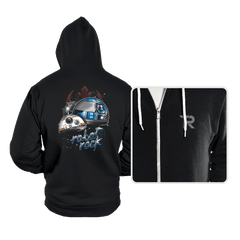 Robot Rock - Hoodies - Hoodies - RIPT Apparel