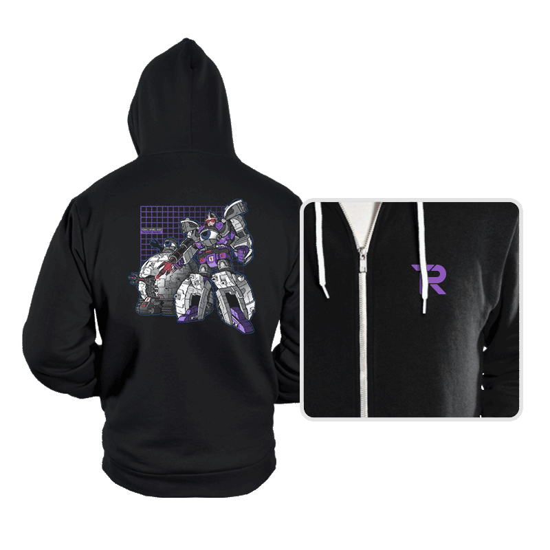 Techno-Shred - Hoodies - Hoodies - RIPT Apparel