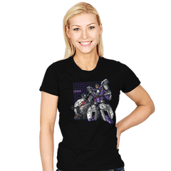 Techno-Shred - Womens - T-Shirts - RIPT Apparel