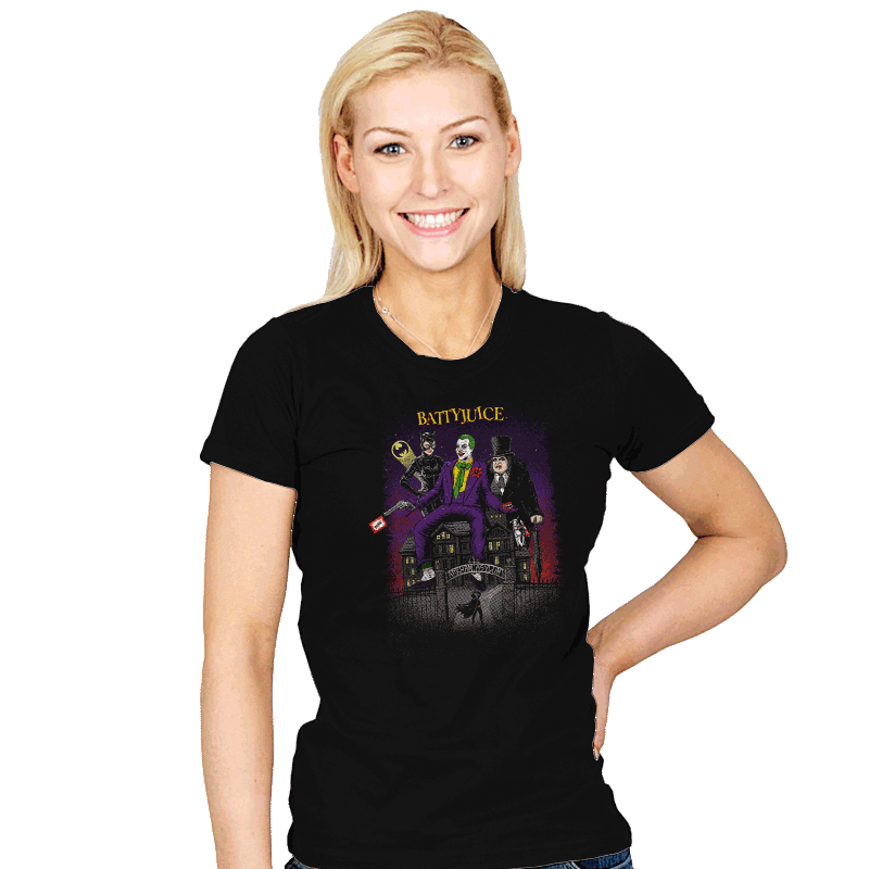 Battyjuice - Womens - T-Shirts - RIPT Apparel