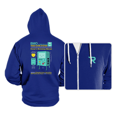 BMO User Manual - Hoodies - Hoodies - RIPT Apparel
