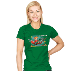 Aloha Future - Womens - T-Shirts - RIPT Apparel