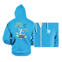 Maro and San - Hoodies - Hoodies - RIPT Apparel