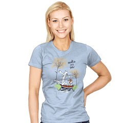 Maro and San - Womens - T-Shirts - RIPT Apparel