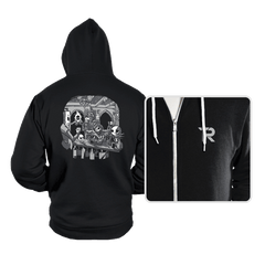 Skull's Inn - Hoodies - Hoodies - RIPT Apparel