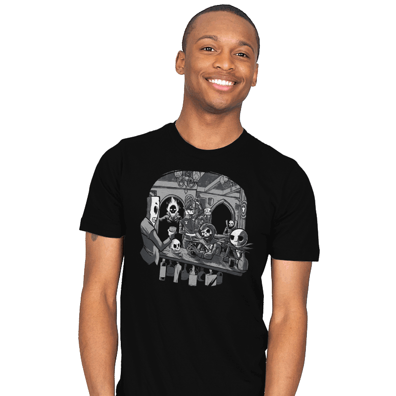 Skull's Inn - Mens - T-Shirts - RIPT Apparel