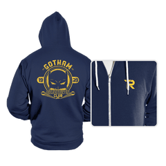Detectives Club - Hoodies - Hoodies - RIPT Apparel