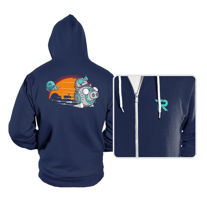 BB-Gir - Hoodies - Hoodies - RIPT Apparel