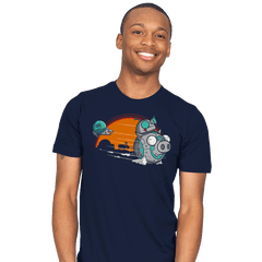 BB-Gir - Mens - T-Shirts - RIPT Apparel