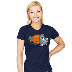 BB-Gir - Womens - T-Shirts - RIPT Apparel