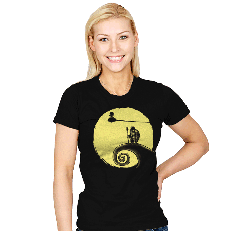 Kame Before Christmas - Womens - T-Shirts - RIPT Apparel