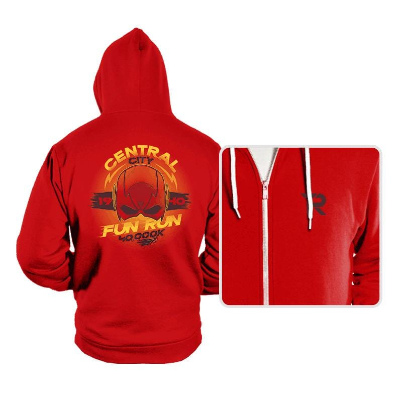 Central City Fun Run - Hoodies - Hoodies - RIPT Apparel