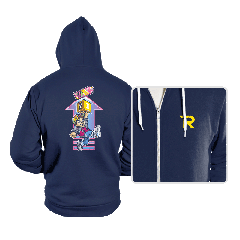 Super Future Bros. Part 2 - Hoodies - Hoodies - RIPT Apparel