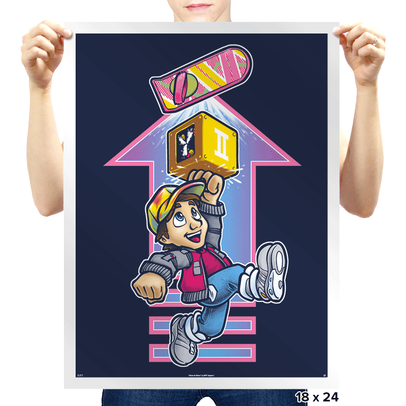Super Future Bros. Part 2 - Prints - Posters - RIPT Apparel