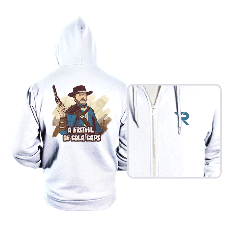 A Fistful of Cola Caps - Hoodies - Hoodies - RIPT Apparel