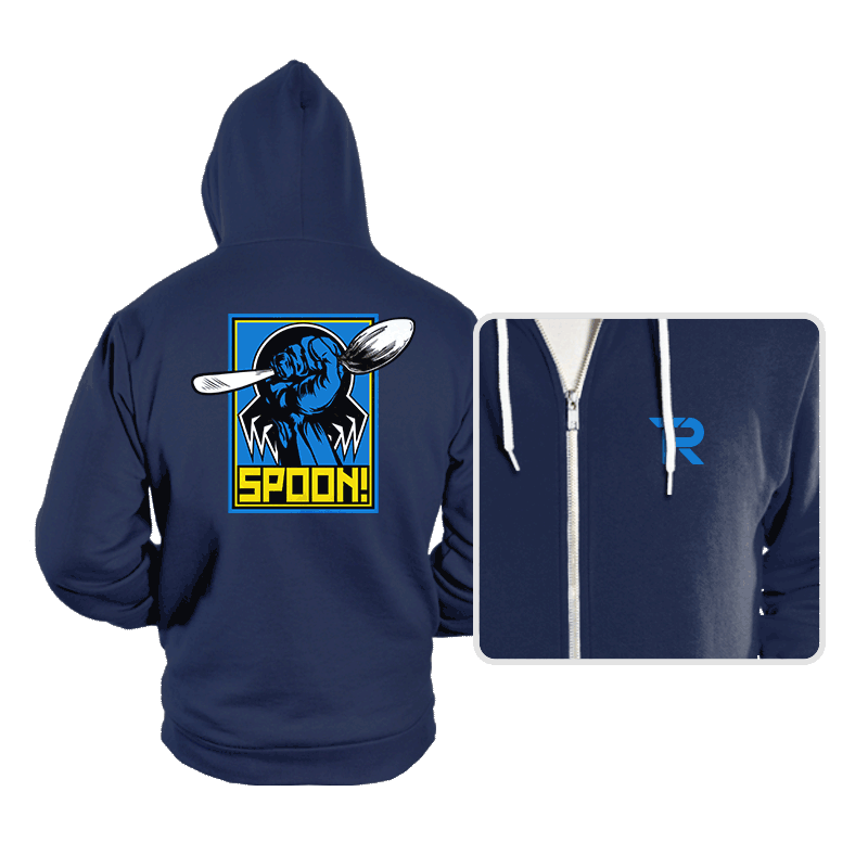 SPOON! - Hoodies - Hoodies - RIPT Apparel
