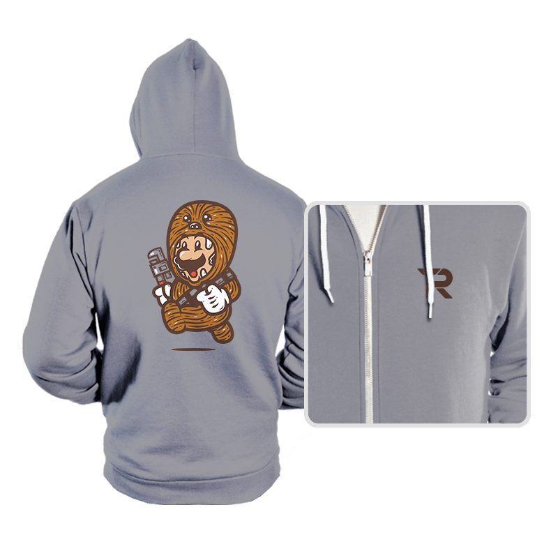 Wookie Plumber - Hoodies - Hoodies - RIPT Apparel