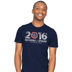 Civil Election 2016 - Mens - T-Shirts - RIPT Apparel