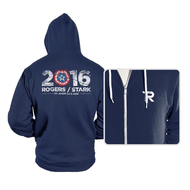 Civil Election 2016 - Hoodies - Hoodies - RIPT Apparel