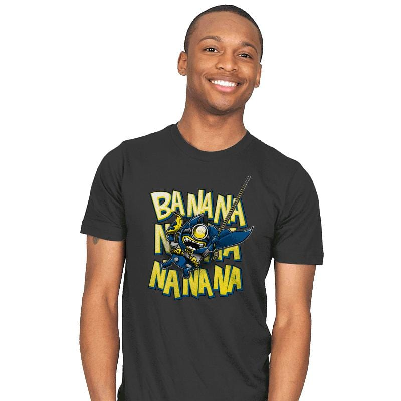 Banana Nana - Mens - T-Shirts - RIPT Apparel