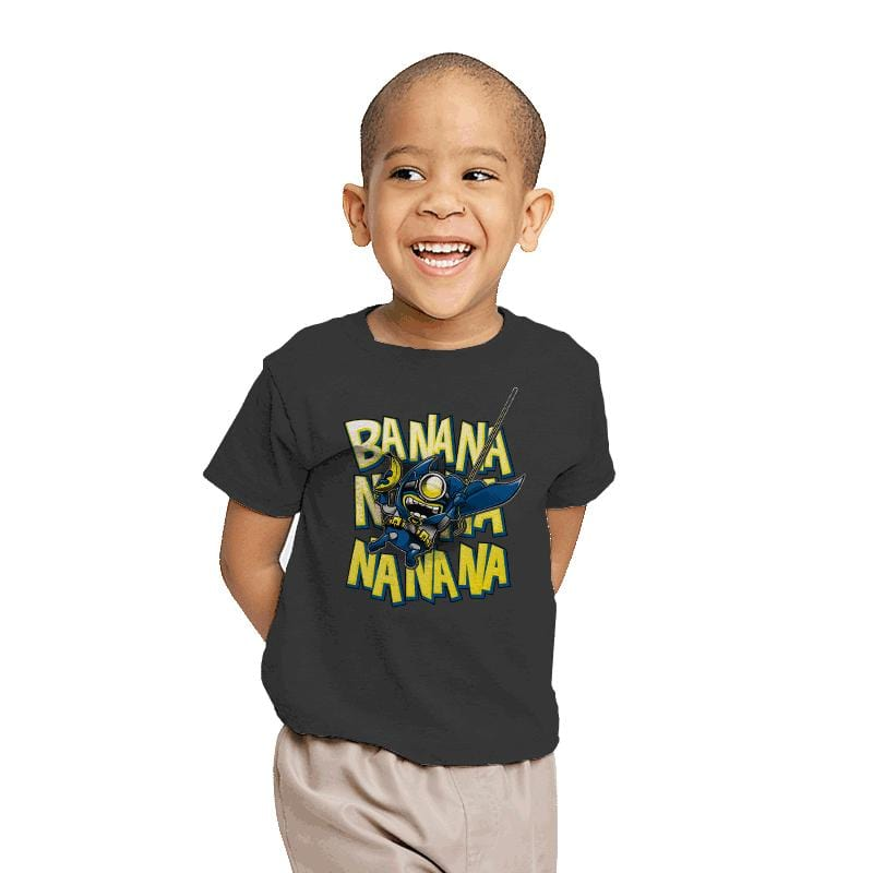 Banana Nana - Youth - T-Shirts - RIPT Apparel