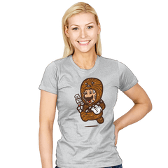 Wookie Plumber - Womens - T-Shirts - RIPT Apparel