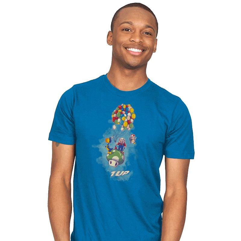 1UP - Mens - T-Shirts - RIPT Apparel