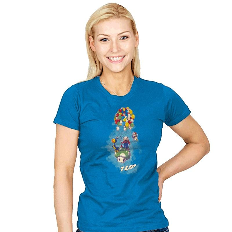 1UP - Womens - T-Shirts - RIPT Apparel