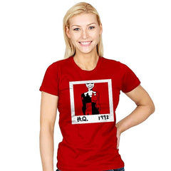 Harley - 1992 - Womens - T-Shirts - RIPT Apparel