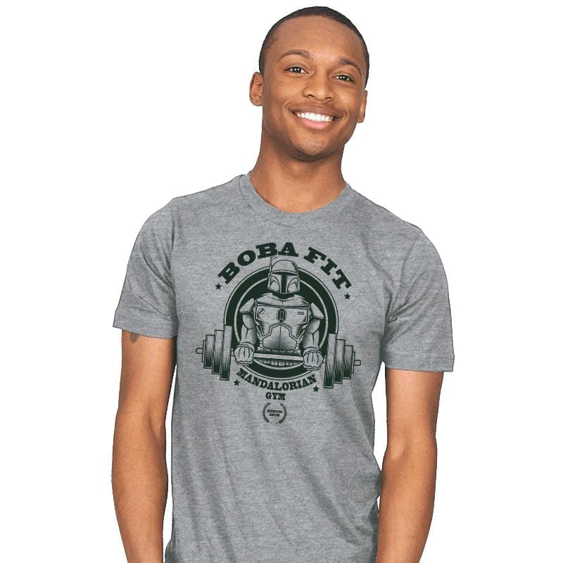 Boba Fit - Mens - T-Shirts - RIPT Apparel