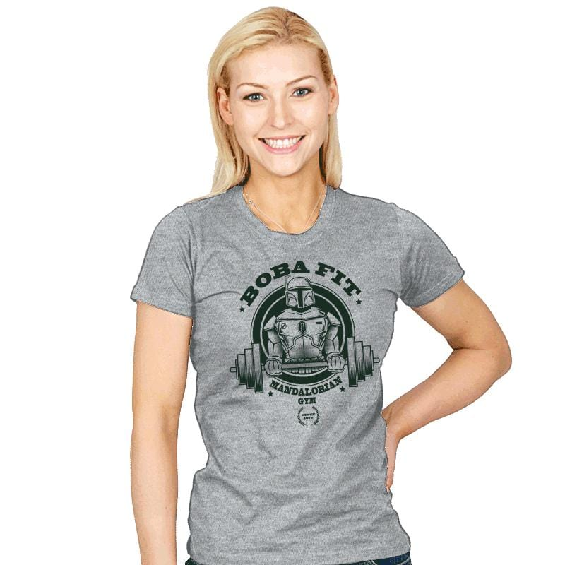 Boba Fit - Womens - T-Shirts - RIPT Apparel