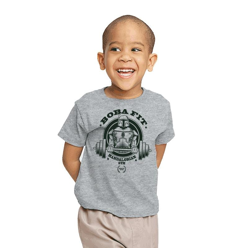 Boba Fit - Youth - T-Shirts - RIPT Apparel